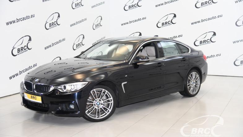 BMW 435 Gran Coupe xDrive M-pack Automatas