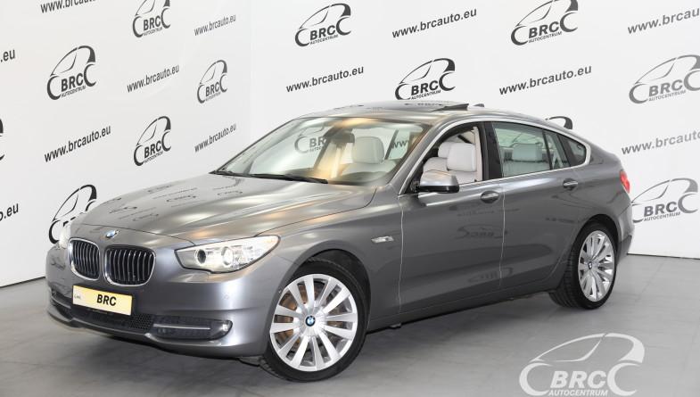 BMW 530 Gran Turismo xDrive Automatas