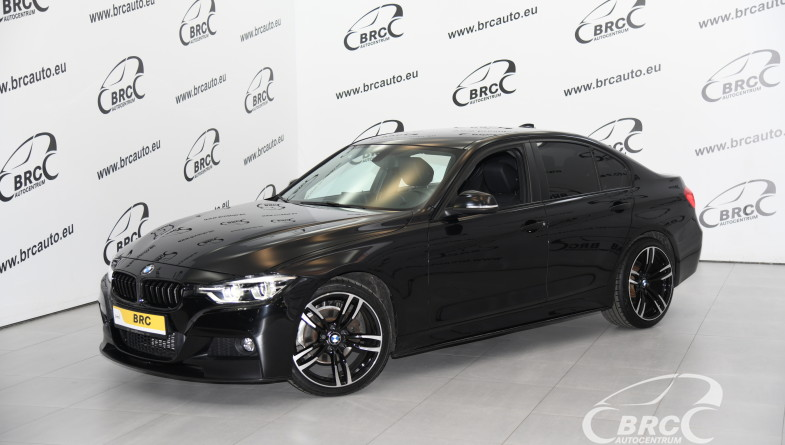BMW 320 d M-performance Automatas