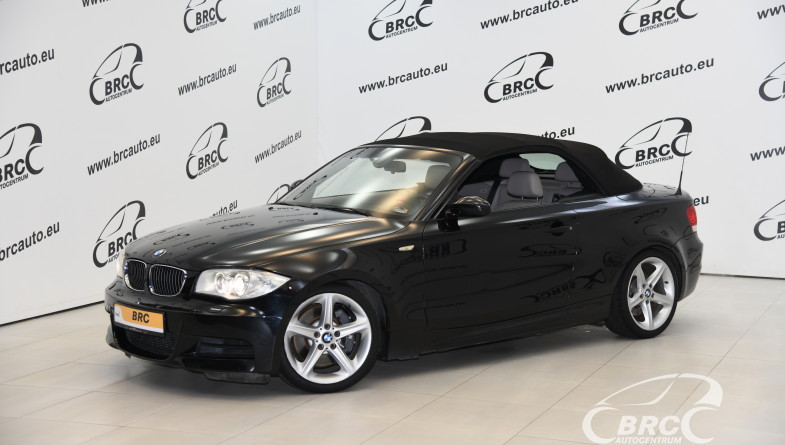 BMW 135 i M-packet Cabrio Automatas